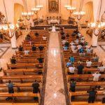 Reunião Geral do Clero Diocesano na Paróquia São Francisco de Assis.